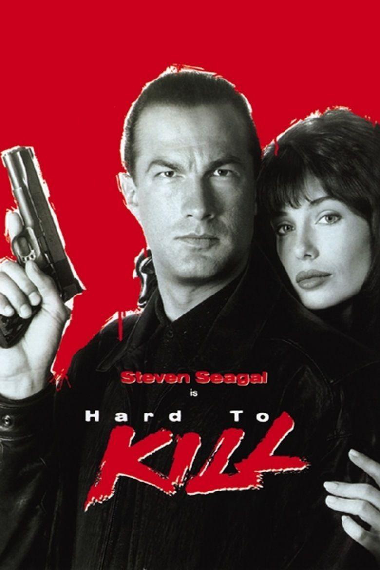 Hard to Kill movie poster