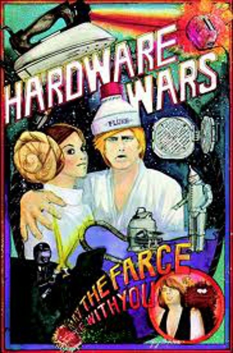 Hardware Wars movie poster
