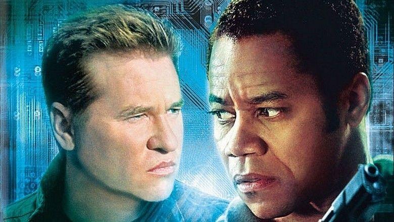 Hardwired (film) movie scenes