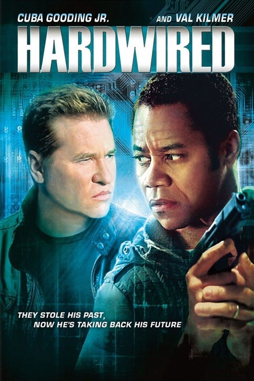 Hardwired (film) movie poster