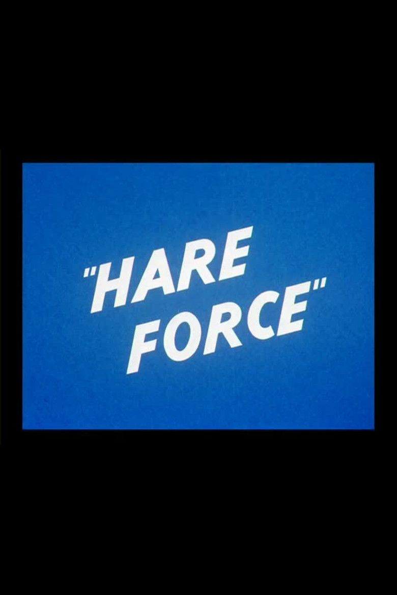Hare Force movie poster