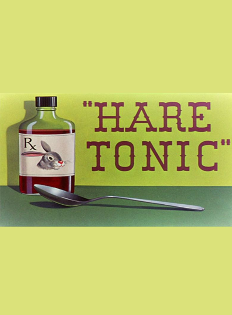 Hare Tonic movie poster