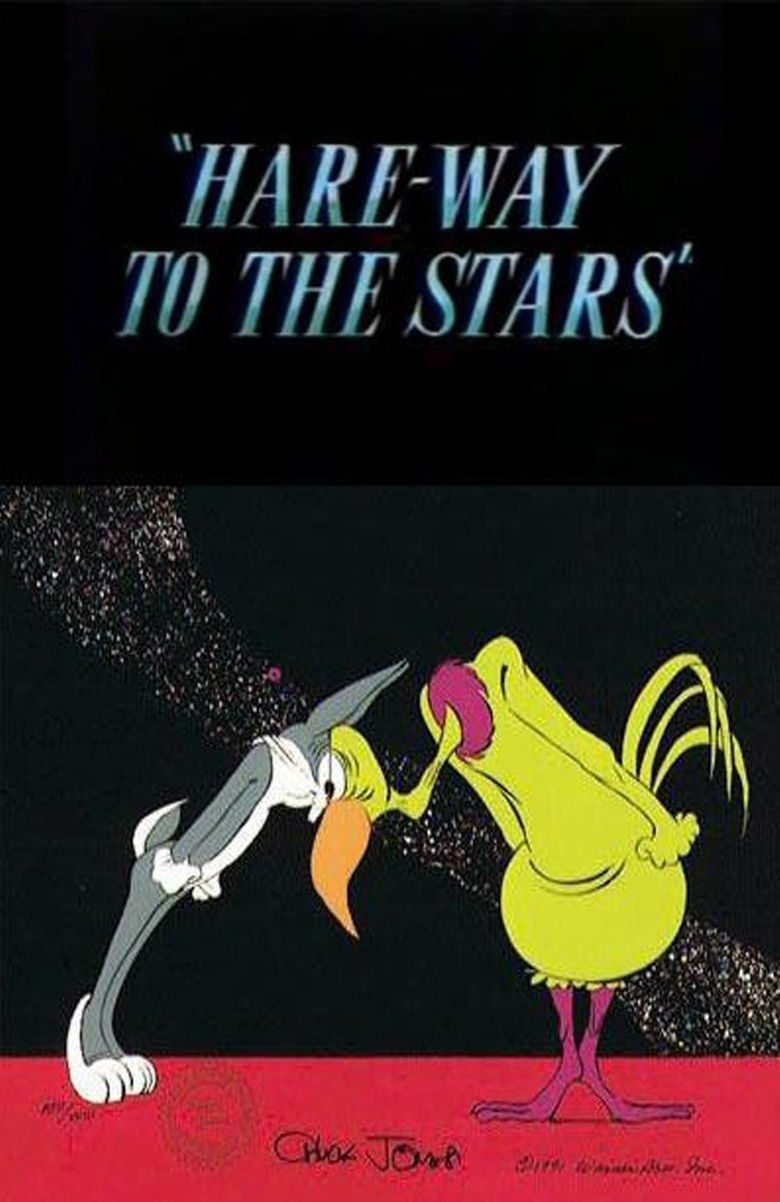 Hare Way to the Stars movie poster