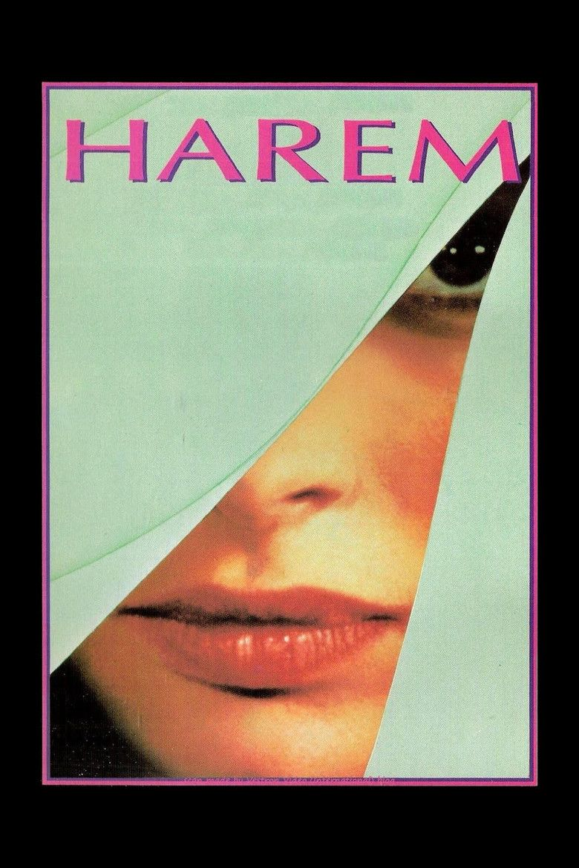 Harem (film) movie poster