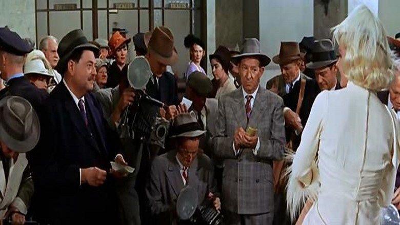 Harlow (Paramount film) movie scenes