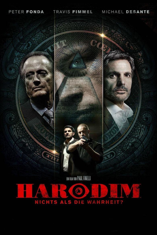 Harodim movie poster