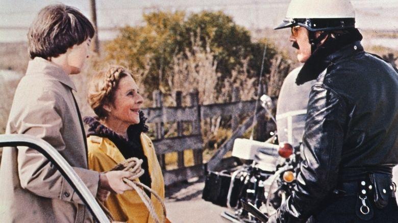 Harold and Maude movie scenes