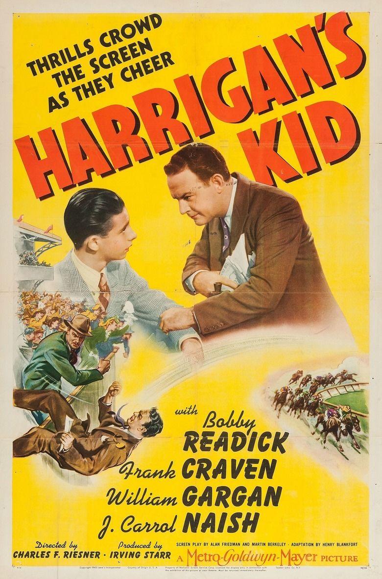 Harrigans Kid movie poster