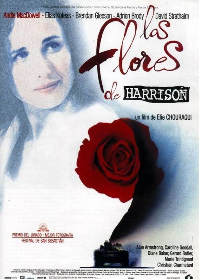 Harrisons Flowers movie poster