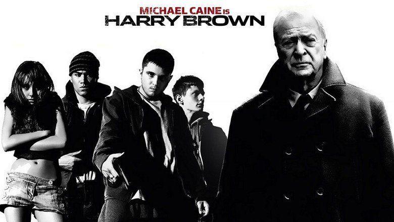 Harry Brown (film) movie scenes