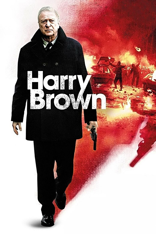 Harry Brown (film) movie poster