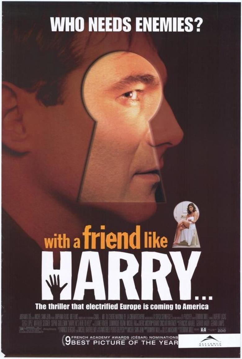 Harry, Hes Here to Help movie poster