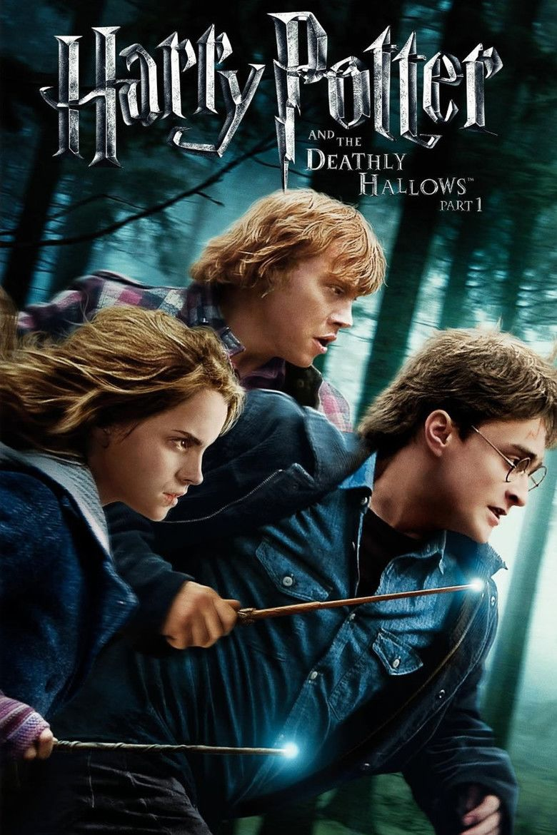 Harry Potter And The Deathly Hallows Part 1 Alchetron