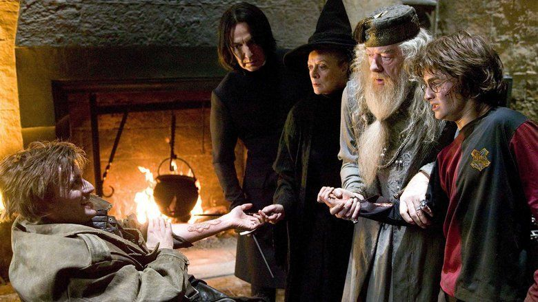 Harry Potter and the Goblet of Fire (film) movie scenes
