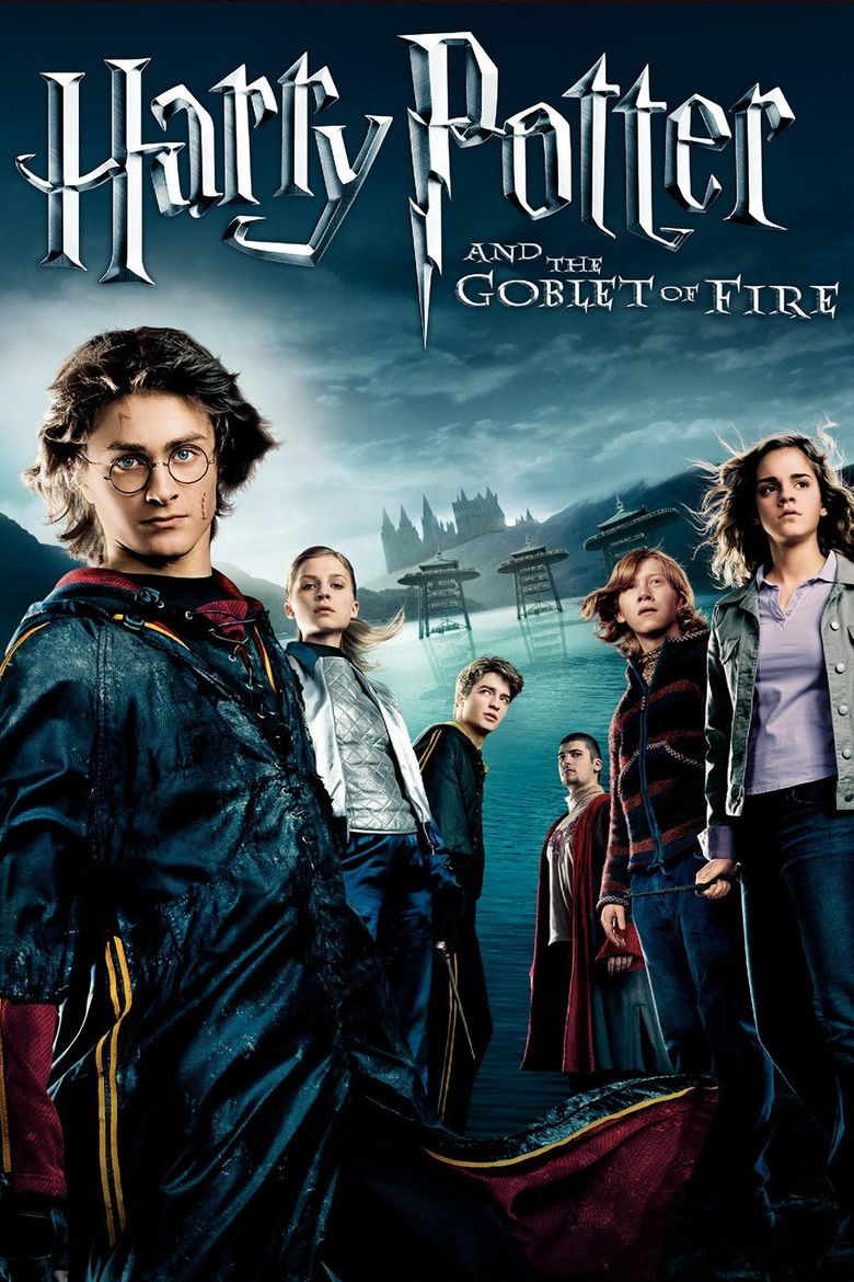 Harry Potter and the Goblet of Fire (film) movie poster