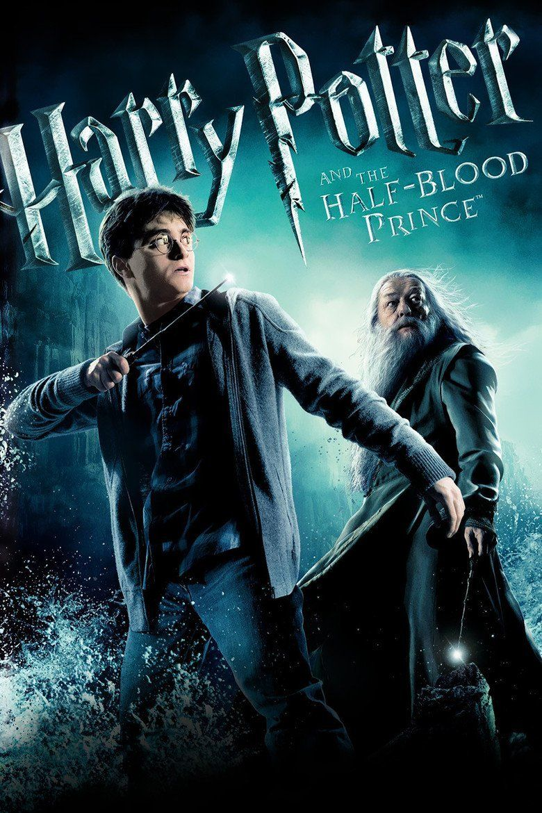 Harry Potter and the Half Blood Prince (film) movie poster