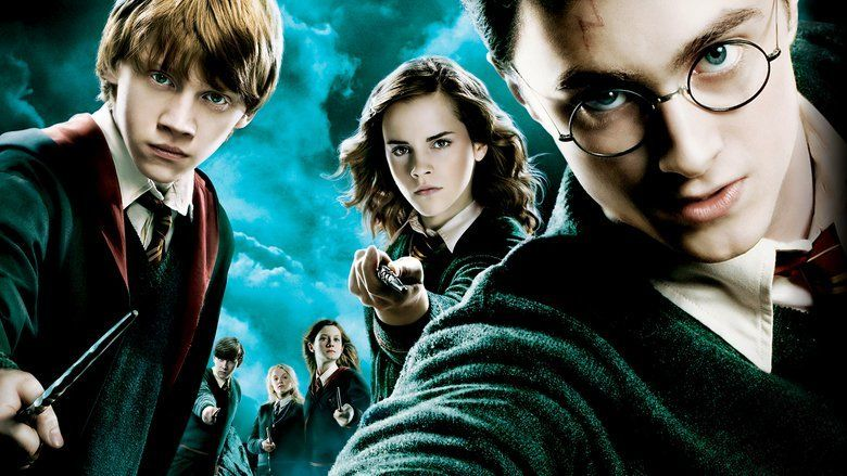 Harry Potter and the Order of the Phoenix (film) movie scenes