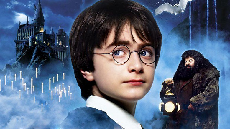 Harry Potter and the Philosophers Stone (film) movie scenes