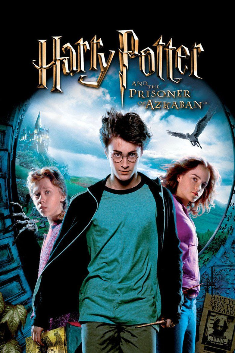Harry Potter and the Prisoner of Azkaban (film) movie poster