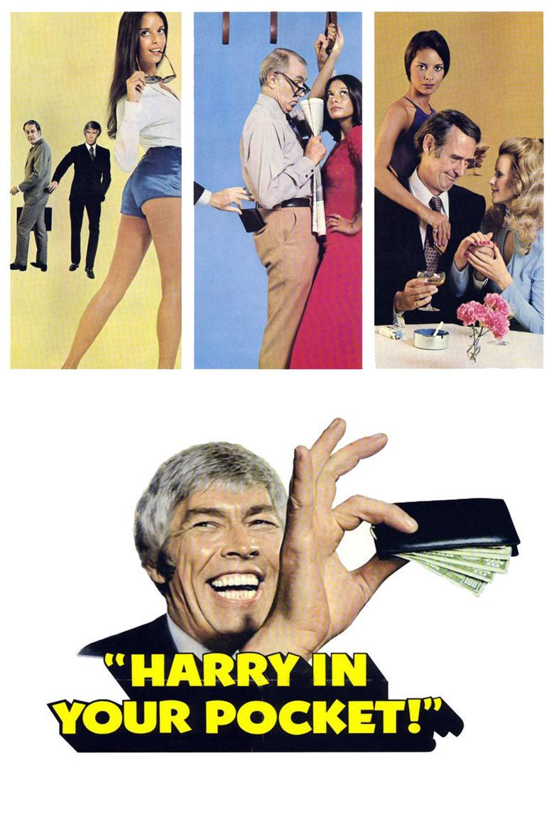 Harry in Your Pocket movie poster