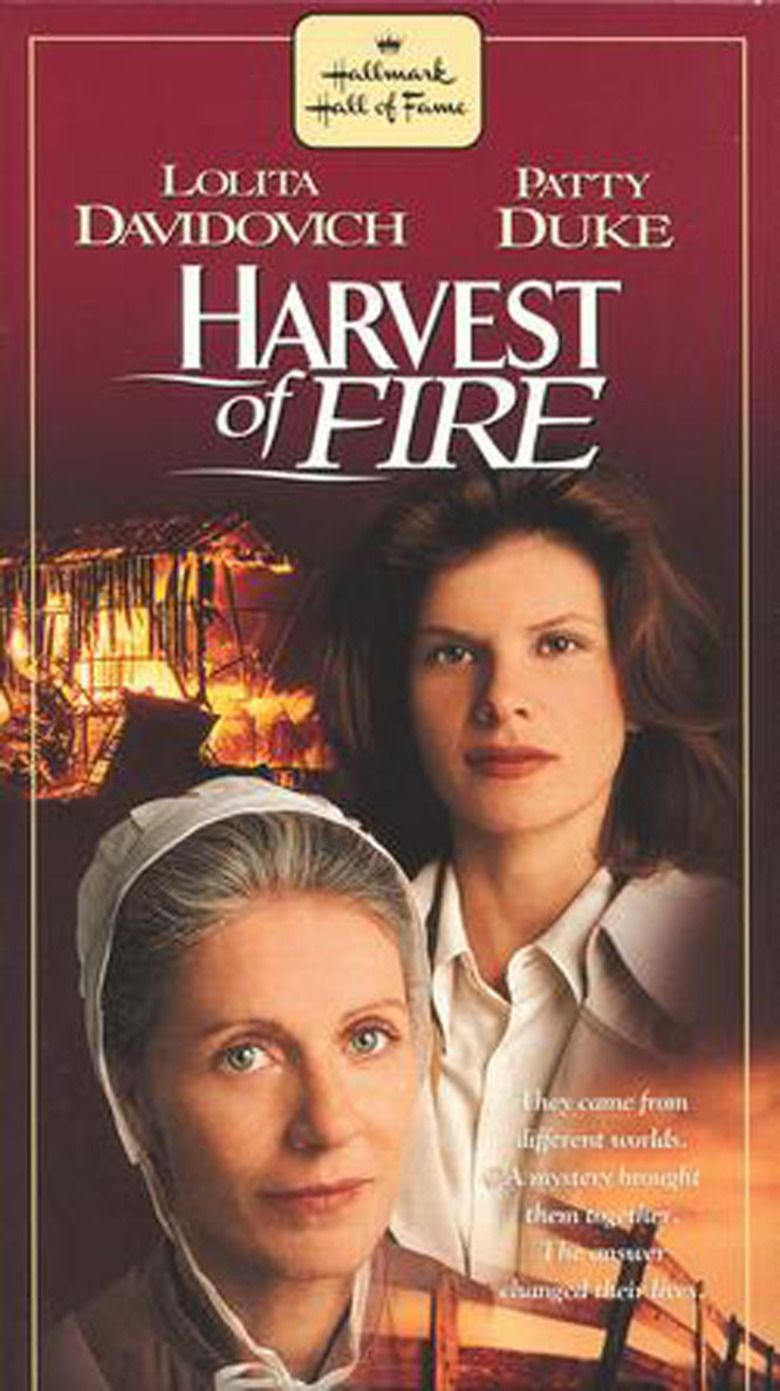 Harvest of Fire movie poster