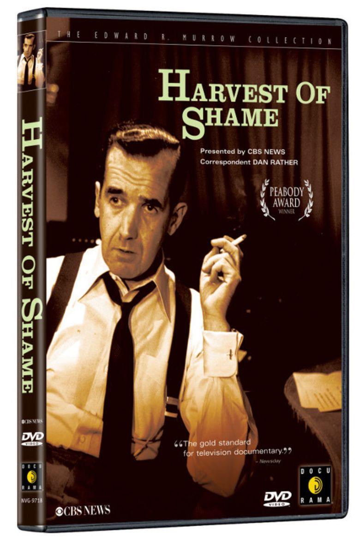 Harvest of Shame movie poster