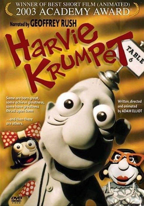 Harvie Krumpet movie poster