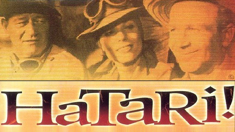 Hatari! movie scenes