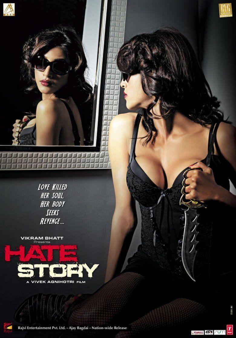 Hate Story (film series) movie poster