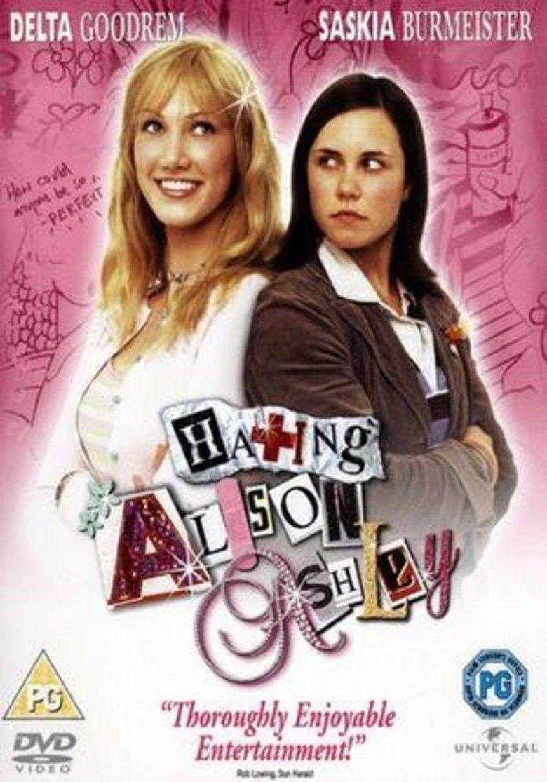 Hating Alison Ashley (film) movie poster