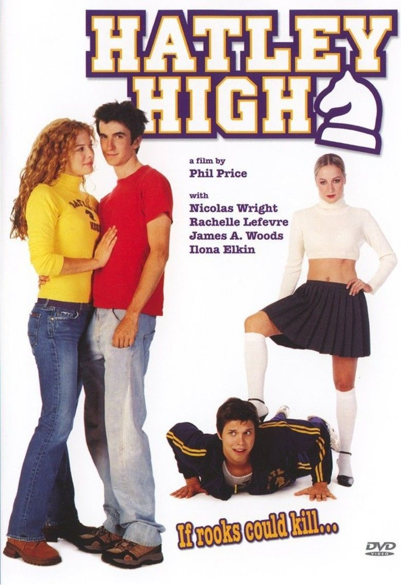 Hatley High movie poster