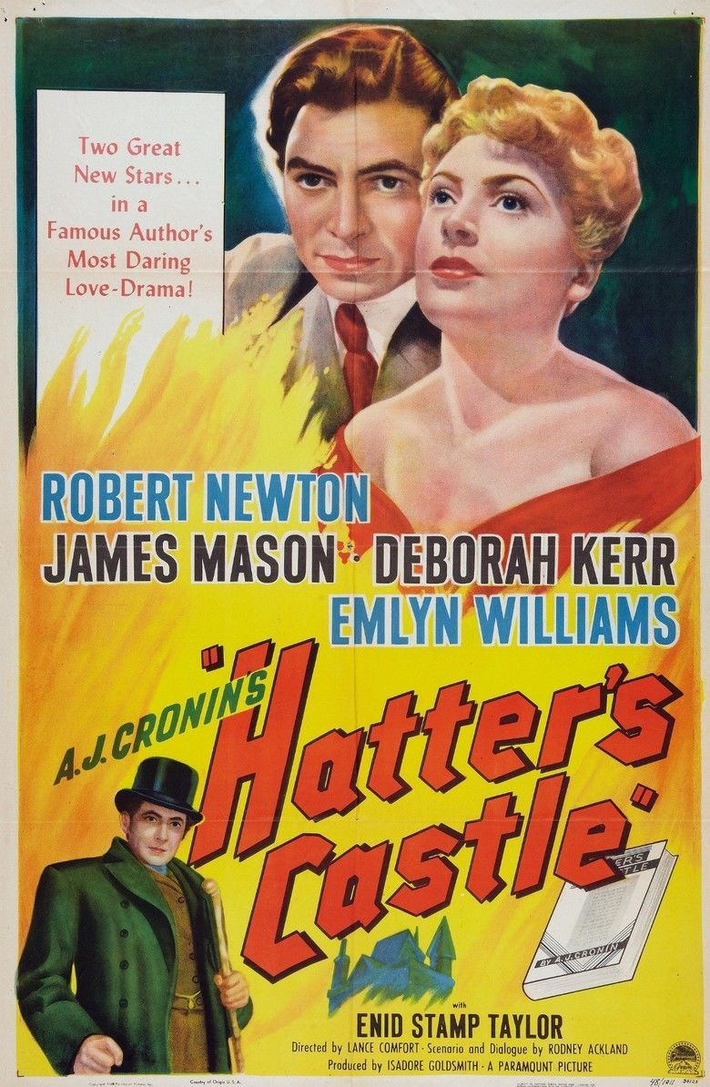 Hatters Castle (film) movie poster
