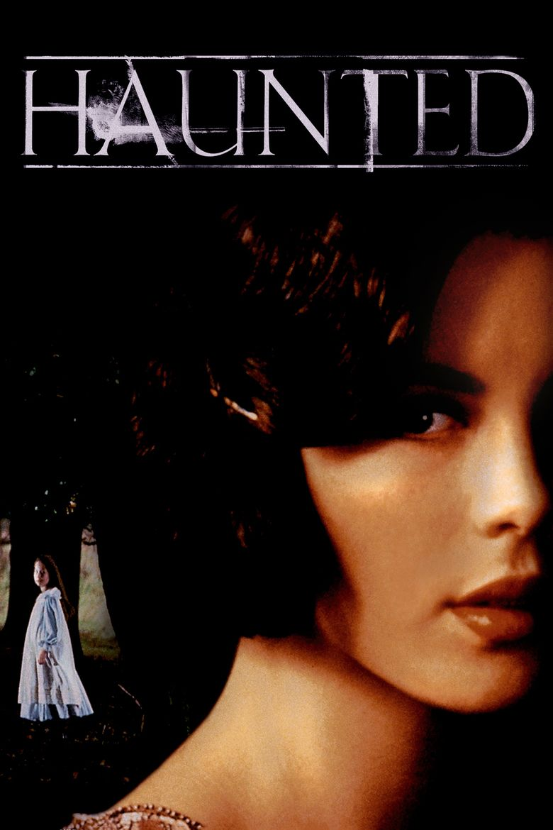 Haunted (1995 film) movie poster
