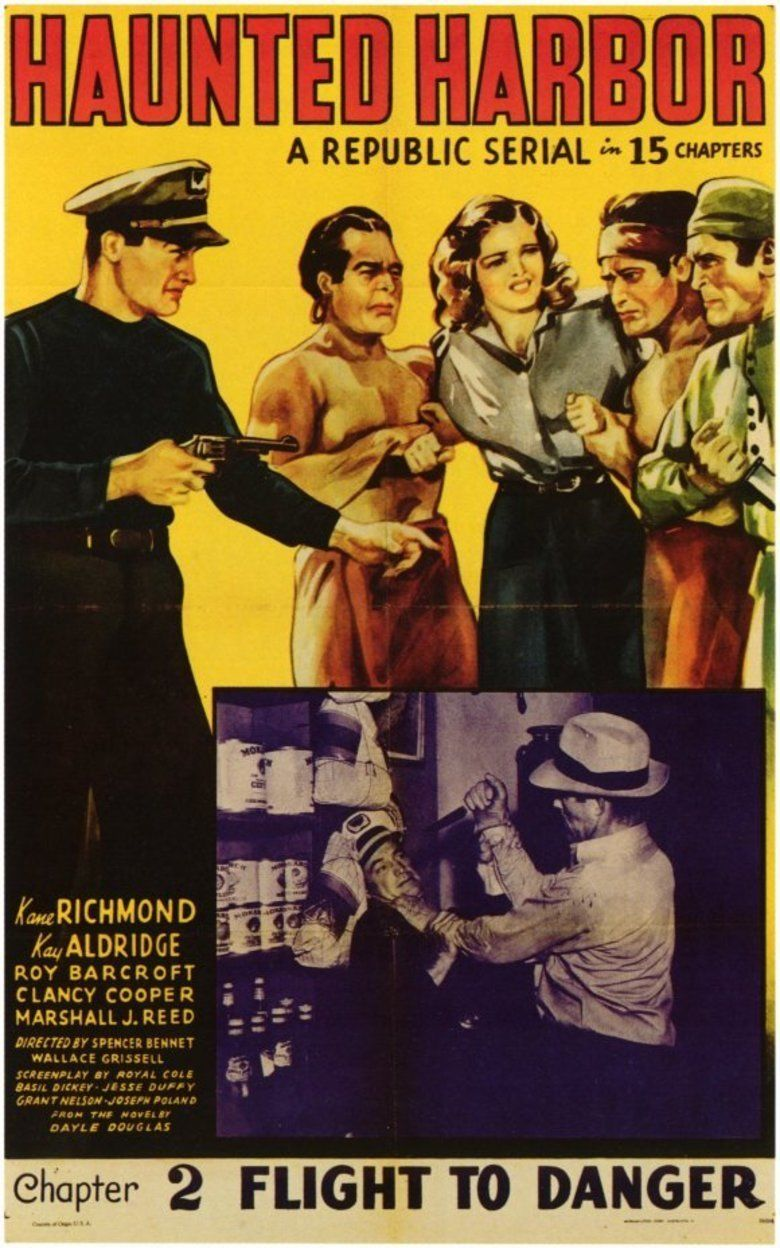 Haunted Harbor movie poster