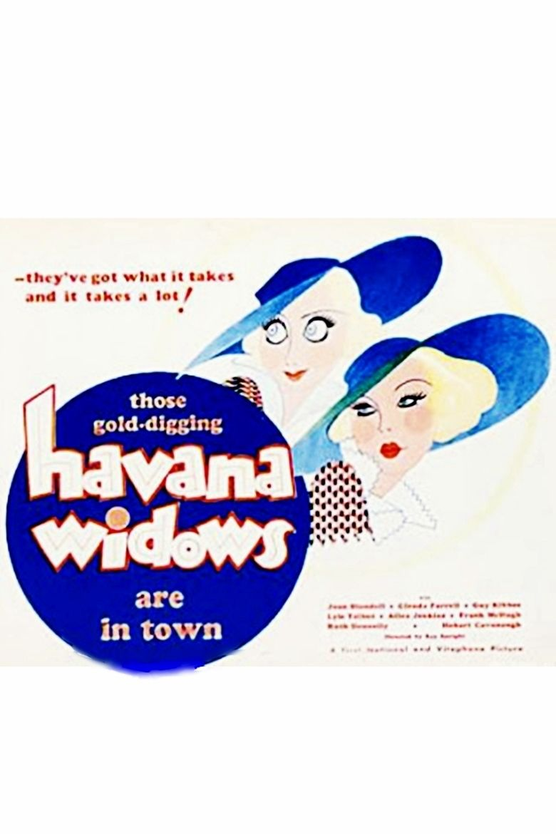 Havana Widows movie poster