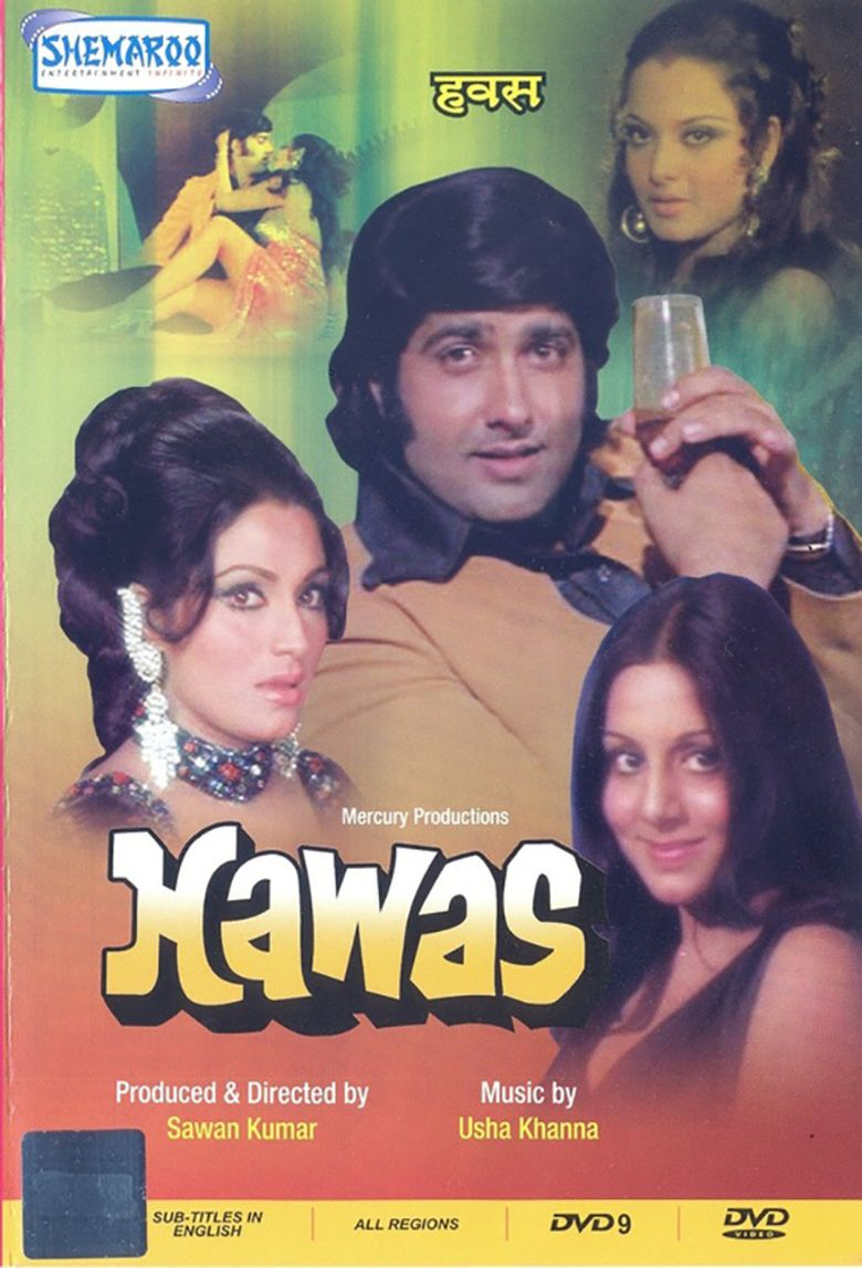 Hawas movie poster