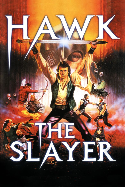 Hawk the Slayer movie poster
