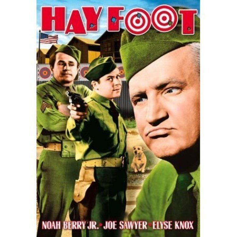 Hay Foot movie poster