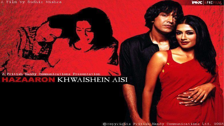 Hazaaron Khwaishein Aisi movie scenes