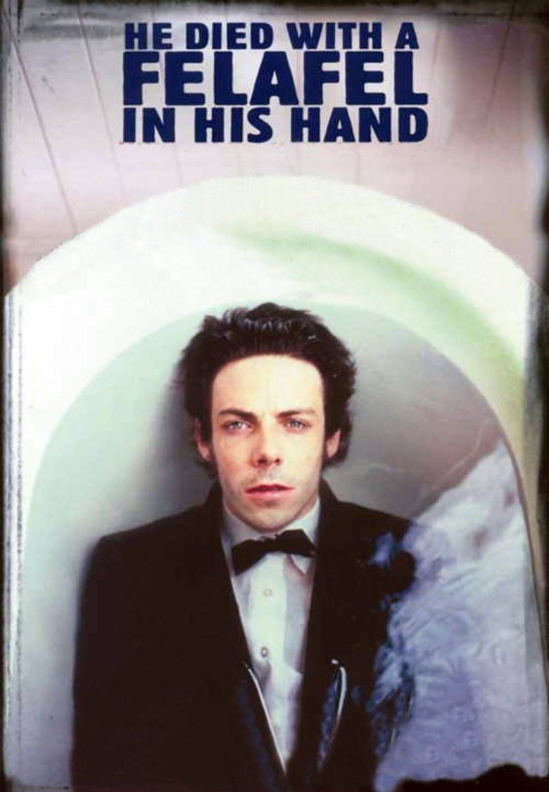 He Died with a Felafel in His Hand (film) movie poster
