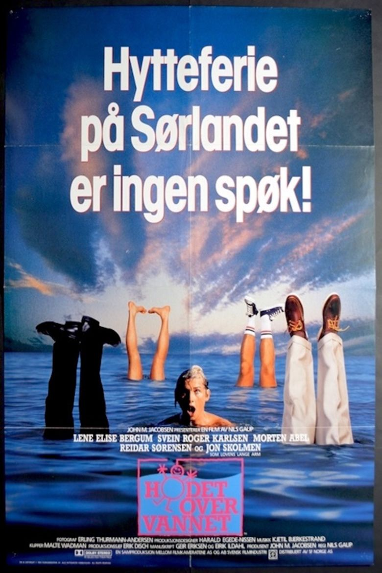 Head Above Water movie poster