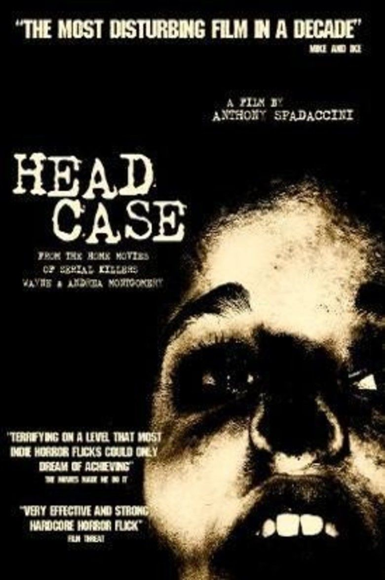 Head Case (film) movie poster