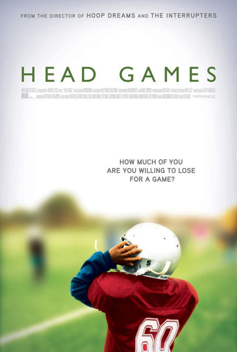 Head Games (film) movie poster