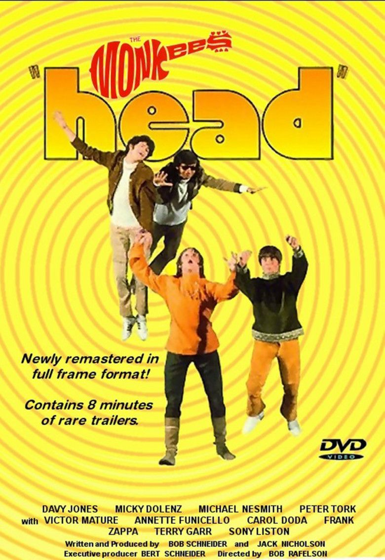 Head (film) movie poster
