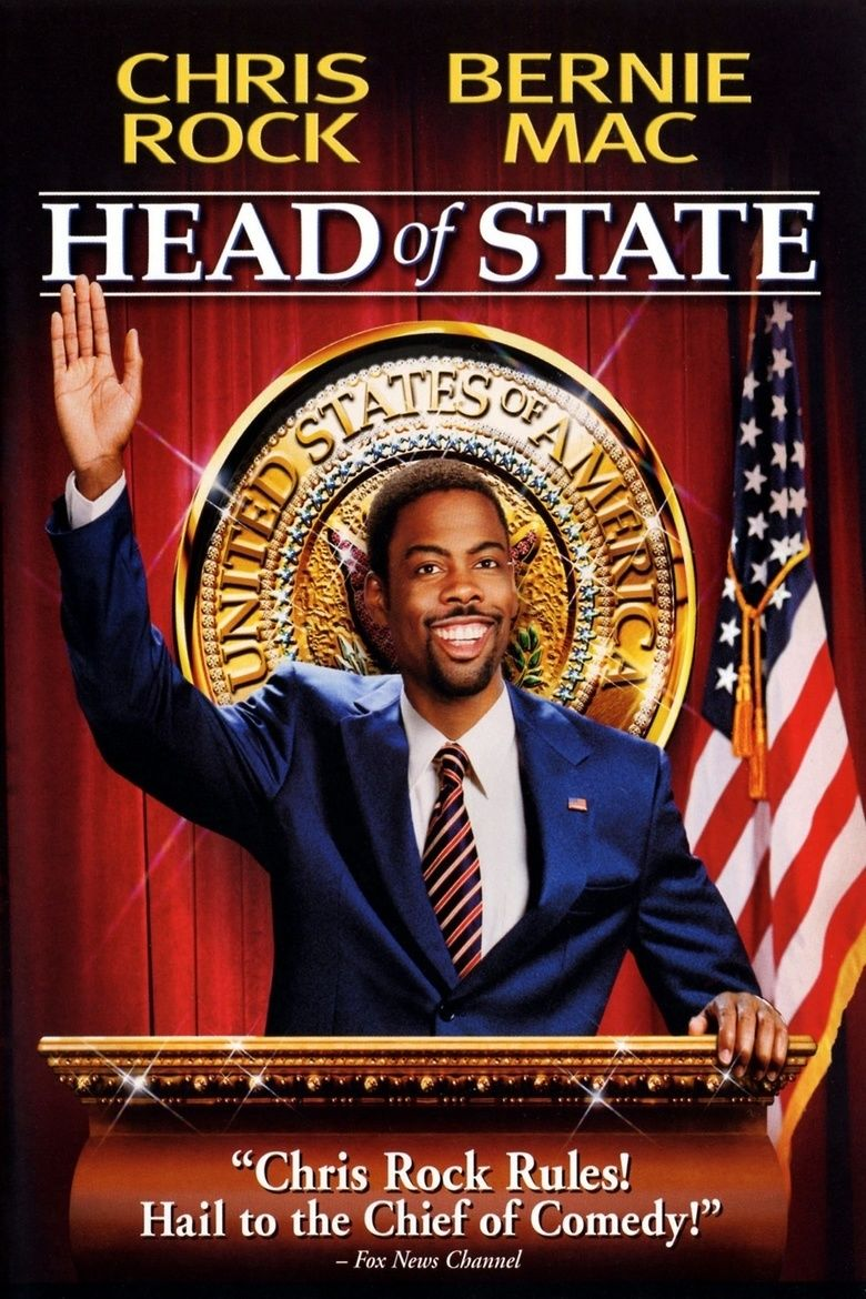 Head of State (film) movie poster