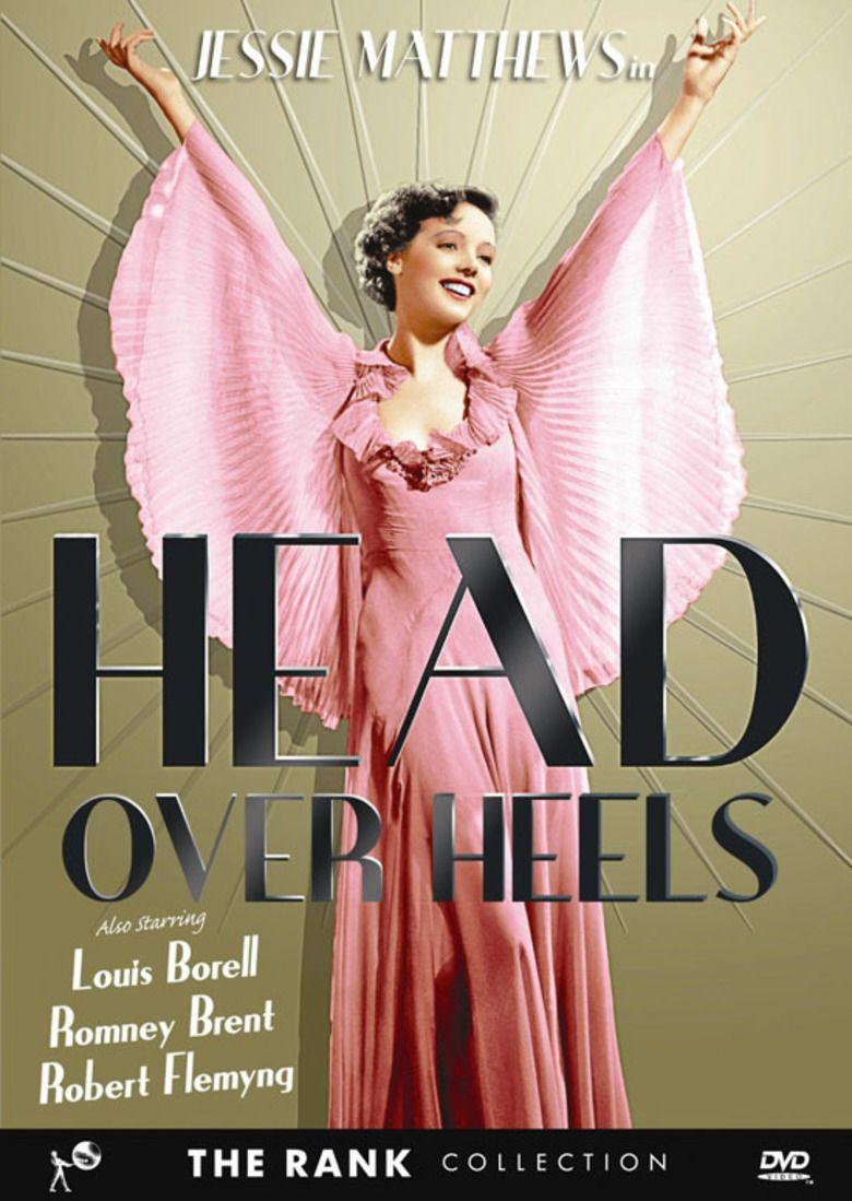 Head over Heels (1937 film) movie poster