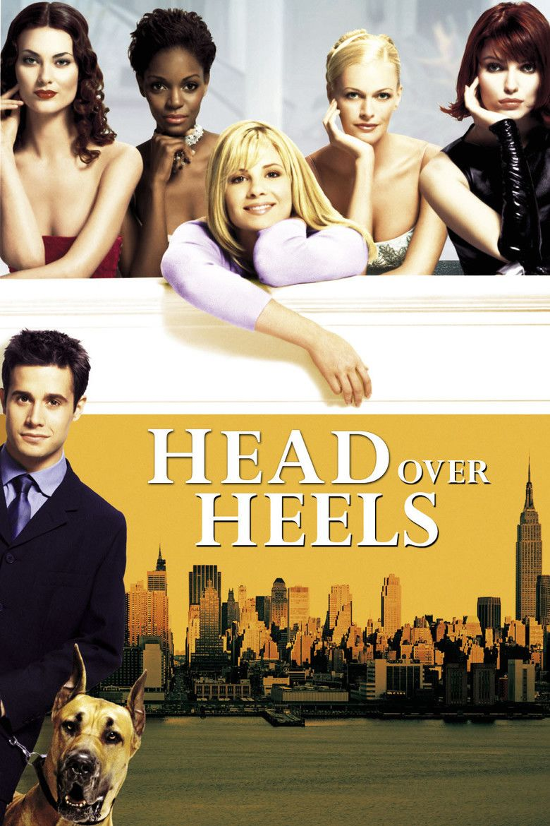 Head over Heels (2001 film) movie poster