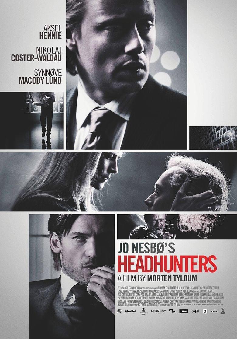 Headhunters (film) movie poster