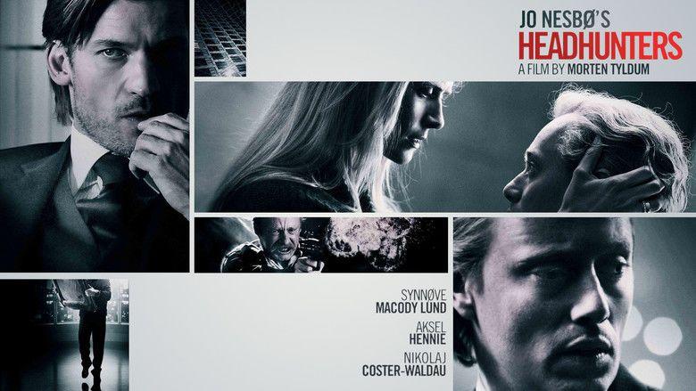 Headhunters (film) movie scenes