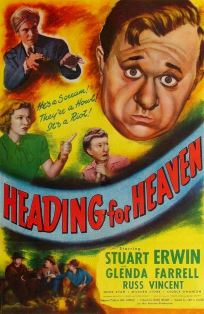 Heading for Heaven movie poster